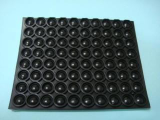 Self-Adhesive Rubber Feet