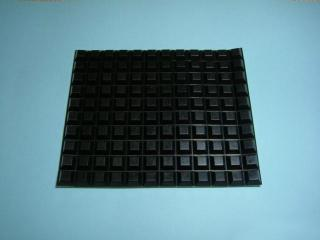Self Adhesive Rubber Foot-1